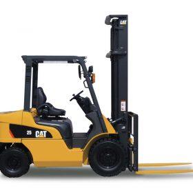 Xe nâng động cơ dầu 2.5 tấn Nhật Bản