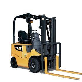 Xe nâng điện 2.5 tấn chính hãng CAT