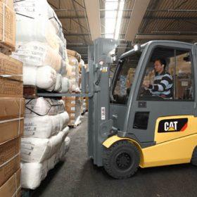 Xe nâng hàng sử dụng trong môi trường khắc nghiệt