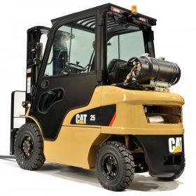 Xe nâng hàng động cơ GAS/LPG chính hãng CATERPILLAR