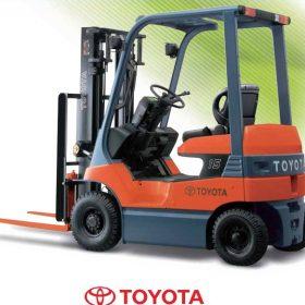 Đánh giá chất lượng các mẫu xe nâng Toyota