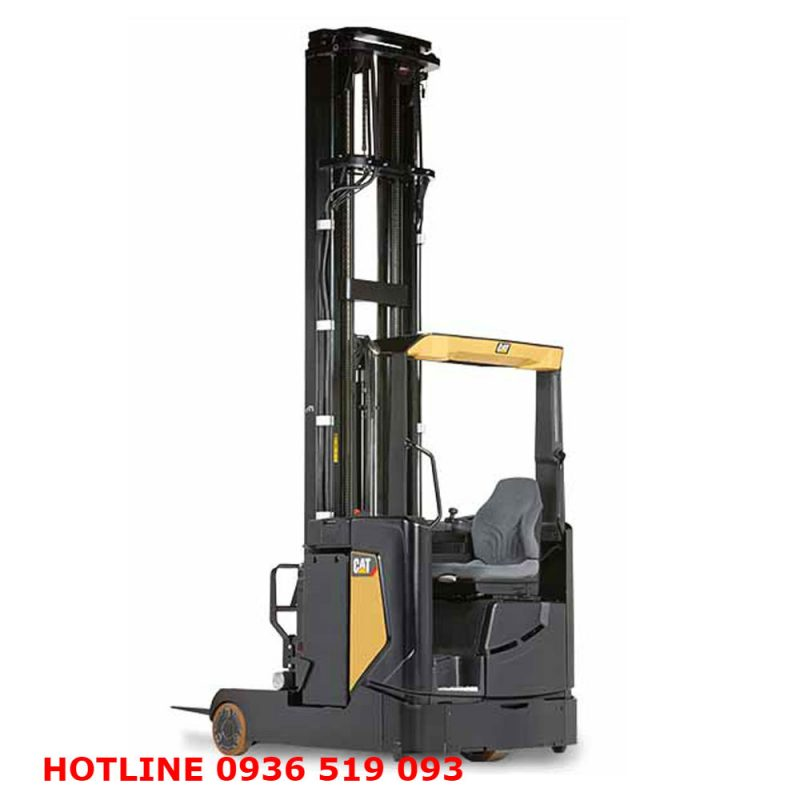 SIT-ON-REACH-TRUCK