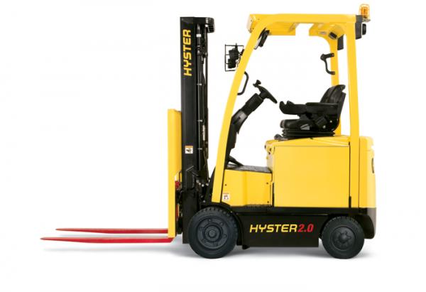 cho thuê xe nâng điện hyster 4 bánh E1.6-2.0XN-4-