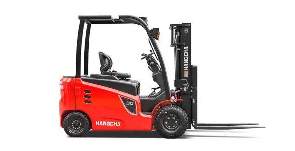 cho thuê xe nâng điện HANGCHA X series 1,0-3,5 tan