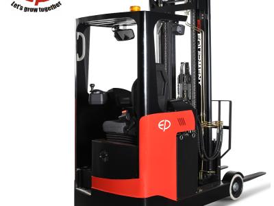 cho thuê xe nâng điện CPD15LE 1,5 5 tấn 3 bánh