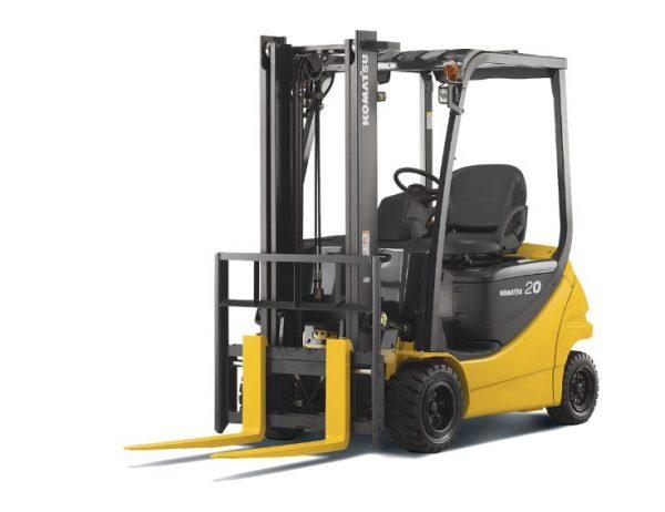 cho thuê xe nâng điện Komatsu AE50 1,8 tan