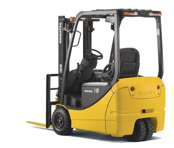 cho thuê xe nâng điện Komatsu AM50 1,8 tan