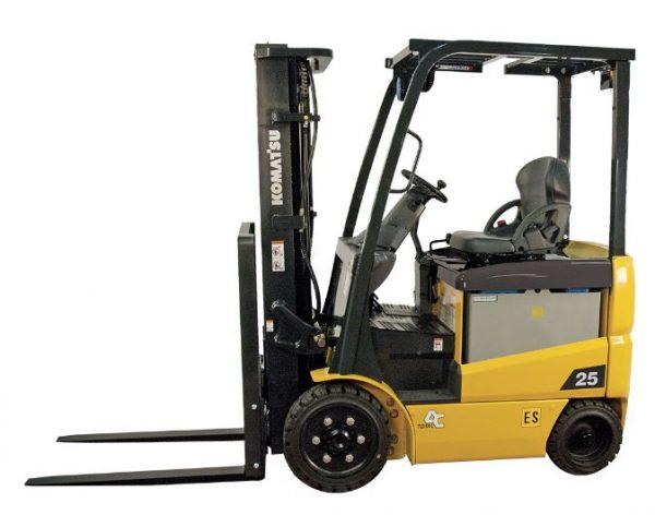 cho thuê xe nâng điện Komatsu bbx50