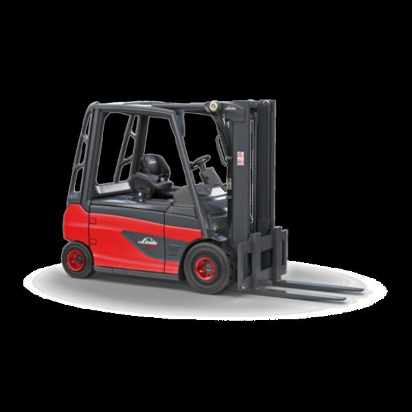 bán cho thuê xe nâng điện Linde E20 – E35