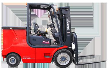 cho thuê xe nâng điện Maximal 4 bánh 4.5-mini 5.0T
